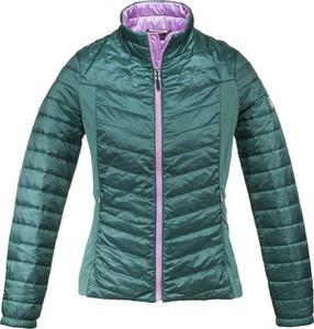 Zielona kurtka Dolomite w stylu casual