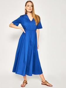 Sukienka MaxMara z krótkim rękawem