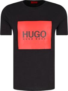 T-shirt Hugo Boss z krótkim rękawem