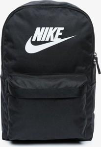 Czarny plecak męski Nike