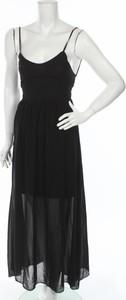 Czarna sukienka Azbro na ramiączkach