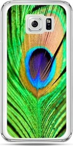 Etuistudio Etui na telefon Galaxy S7 pawie oko