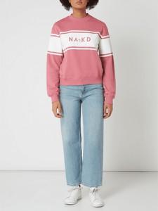 Różowa bluza NA-KD