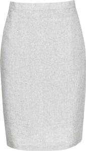 Spódnica Fokus midi z szyfonu
