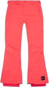 Różowe spodnie dziecięce O'Neill