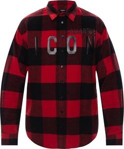 Czerwona koszula Dsquared2