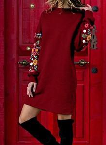 Sukienka Cikelly z bawełny prosta mini