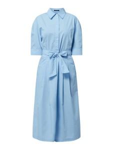 Sukienka Marc O'Polo z długim rękawem