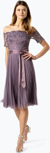 Sukienka Coast w stylu glamour z krótkim rękawem hiszpanka