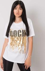 T-shirt Factory Price z okrągłym dekoltem z krótkim rękawem z bawełny