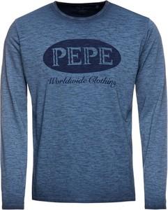 Koszulka z długim rękawem Pepe Jeans z długim rękawem