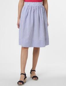 Niebieska spódnica Marie Lund midi