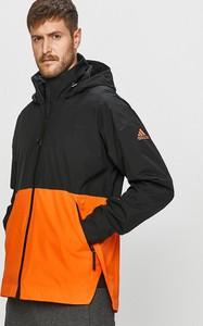 Kurtka Adidas Performance z tkaniny w sportowym stylu