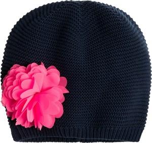 Niebieska czapka Cool Club z bawełny