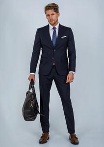 Granatowy garnitur Guns&Tuxedos