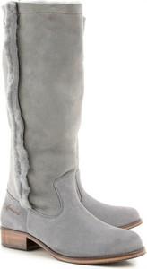 Buty dziecięce zimowe Emporio Armani
