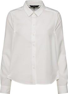 Koszula Vero Moda z szyfonu z długim rękawem