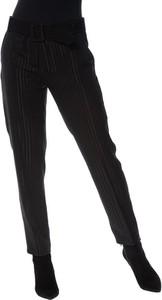Czarne spodnie Scarlet Jones w stylu klasycznym