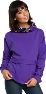 Bluza MOE z dresówki