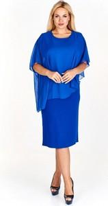 98c9ac895b sukienki wieczorowe w rozmiarze 52 - stylowo i modnie z Allani