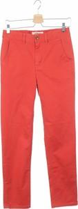 Czerwone spodnie dziecięce Quiksilver