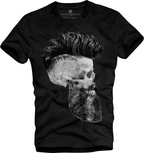 Czarny t-shirt Underworld