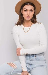Bluzka Sheandher.pl z bawełny z długim rękawem
