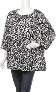 Bluzka Virtuelle w stylu casual z długim rękawem