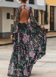 Sukienka Cikelly oversize maxi