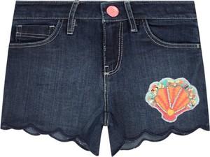 Spodenki dziecięce Billieblush z jeansu