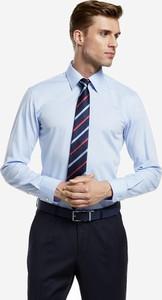 Koszula Wólczanka z bawełny z długim rękawem
