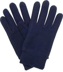 Granatowe rękawiczki Pako Jeans