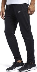 Spodnie sportowe Reebok z dresówki w sportowym stylu