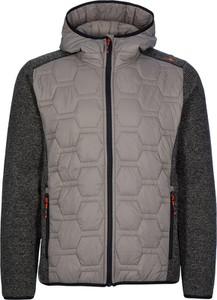 Brązowa kurtka CMP w stylu casual