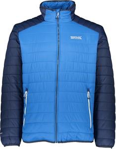 Niebieska kurtka Regatta krótka w stylu casual