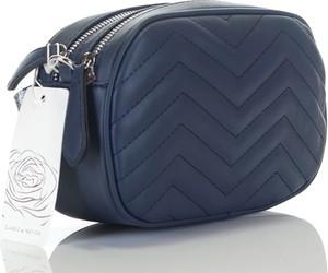 fb51cc7a401af torebki pikowane z materiału - stylowo i modnie z Allani