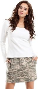 Spódnica MOE w militarnym stylu mini