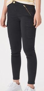 Czarne spodnie Sinsay