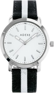ZEGAREK MĘSKI ADEXE ADX-9506A-1A (zx018a) - Czarny || Srebrny