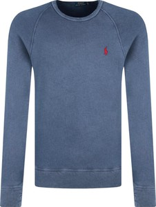 Niebieska bluza POLO RALPH LAUREN