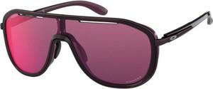 Fioletowe okulary damskie Oakley®