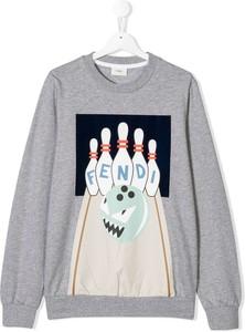 Bluza dziecięca Fendi Kids