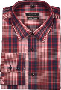 Koszula Lavard z długim rękawem z bawełny