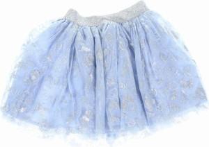 Niebieska spódniczka dziewczęca Wheat
