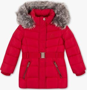 Czerwona kurtka dziecięca Palomino z dzianiny