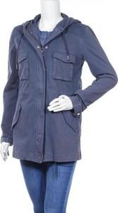 Niebieska kurtka OUI krótka w stylu casual