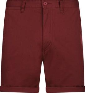 Spodenki Armani Jeans z bawełny w stylu casual