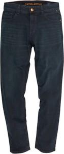 Niebieskie jeansy Camel Active z jeansu