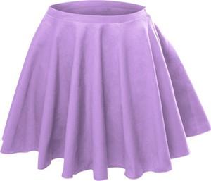 Fioletowa spódniczka dziewczęca Rennwear