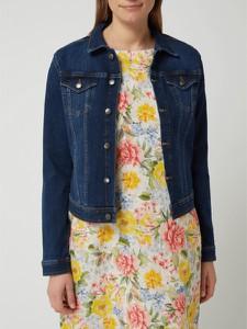 Kurtka Soyaconcept w stylu casual z jeansu